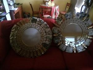 Espejos tallado d madera hogar espejos decoracion cm lima for Decoracion hogar lima