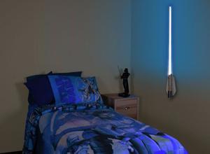 Lightsaber Star Wars Lampara The Force Jedi