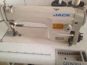 Maquina Recta Industrial Jack