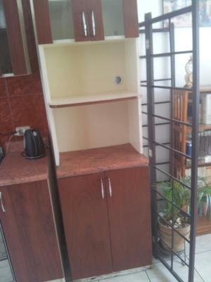 Mueble bajo cocina 100 cm posformado con dos posot class for Mueble cocina 70