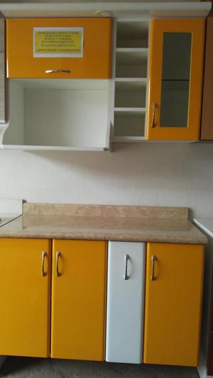 Mueble de melamina para lavadero de cocina posot class for Lavadero de cocina con mueble