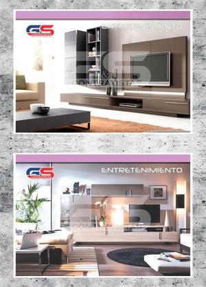 Muebles melamine y diseño