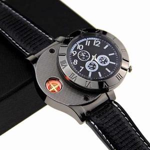 Reloj Ecendedor Electronico Usb Para Hombre