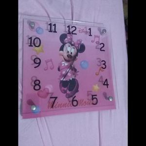 Bonito Reloj De Pared Citizen Genuino Lima Posot Class