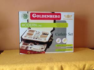SET DE CUBIERTOS GOLDENBERG