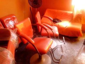 Se Vende Muebles De Peluqueria Completo