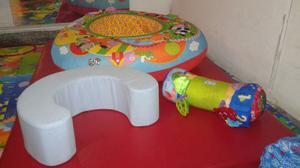 Usado Set De Estimulacion Para Sentarse Del Bebe - 3 Piezas