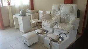 Vendo Muebles de Manicura Y Pedicura