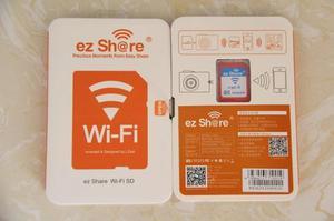 Wifi En Camara Fotografica - Adaptador