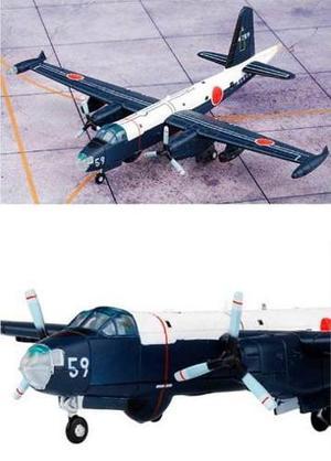 Avión P-2j Neptune Modelismo Militar