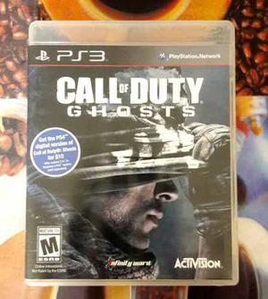 Video Juegos Original Ps3 Battlefield Call Of Duty