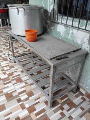 Cocina industrial surge 3 hornillas posot class for Cocina 06 hornillas