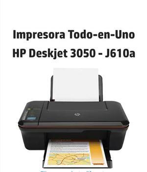 Impresora Hp Deskjet  Multifuncional