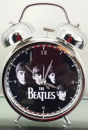 Reloj Despertador Estilo Vintage The Beatles