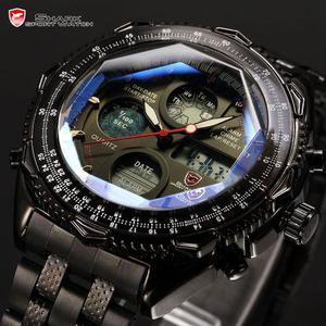 Reloj Shark Eightgill Deportivo Doble Hora