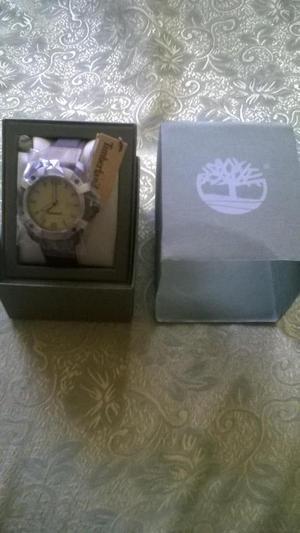 Reloj de marca timberland completamente nuevo original con