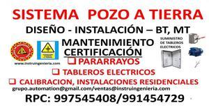 TABLEROS ELECTRICOS Y TABLEROS DE DISTRIBUCION