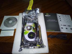 Tarjeta de video: XFX GeForce  GT 650M 512MB DDR3 HDMI