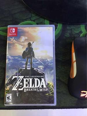 The Legend Of Zelda Nintendo Switch Nuevo Sellado