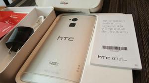 celular HTC one Max 6 32Gb lector de huella con detalle en