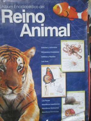Album Reino Animal.