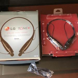 Audífonos Bluetooth Lg Nuevo En Caja