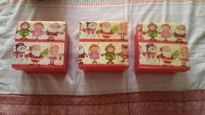 Cajas de trupan trujillo posot class - Cajas con motivos navidenos ...
