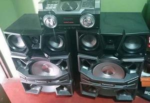 Equipo De Sonido Panasonic Modelo Sa-max
