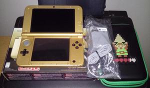 Nintendo 3ds edición Limitada Zelda Estuche Original