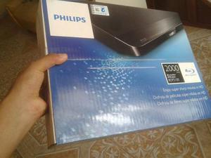 Vendo Blu Ray Philips Bdp Series Hd Nuevo