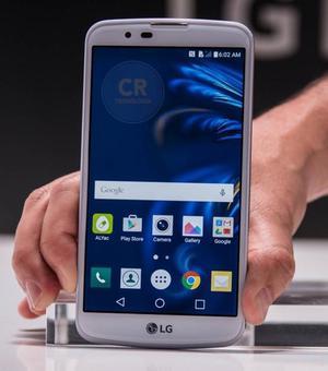 LG K10 OCTACORE 16GB PANT 5.3 PULG NUEVO 9.9 PUNTOS. SOLO