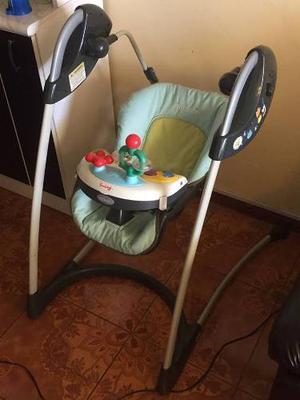 Remato Columpio, Mecedora Y Silla De Comer, Musical Infanti