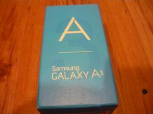 Samsung Galaxy A3 Nuevo en Caja Sellada