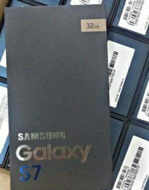 Samsung Galaxy S7 32gb, Equipos Nuevos, Caja Sellada,