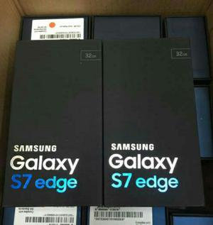 Samsung Galaxy S7 Edge, Nuevos Sellados, Original, 32gb,