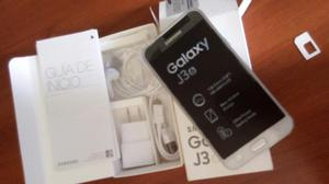 Vendo Samsung Galaxy J3 Color Blanco