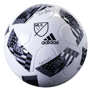 Adidas Mls Nativo Nfhs Top Training Pelota De Futbol Talla 4