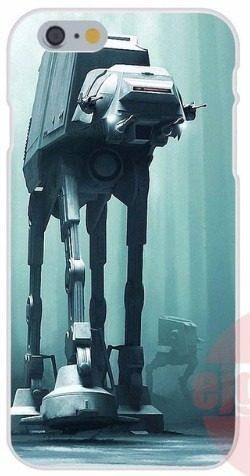 Case Funda Star Wars - Samsung S7 Edge At-at