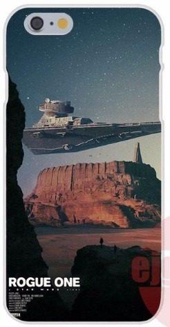 Case Funda Star Wars - Samsung S7 Edge Destructor Imperial