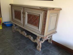 Antiguo televisor mueble puertas persiana posot class for Mueble dos puertas