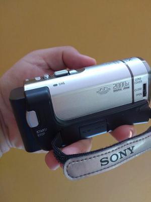 Vendo Camara Filmadora Sony Dcr-sx43