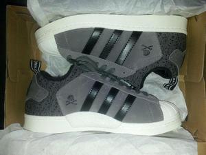 zapatillas adidas superstar boost nuevas talla 10 en caja