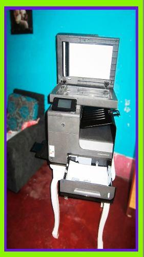 Hp Officejet Pro 476dw Mfp Impresora Multifuncional