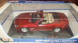 Jc Auto A Escala Mercedes Benz Sl 550 Maisto 1/18