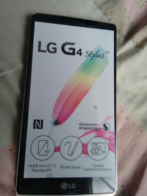 Lg g4 stylus libre de fabrica