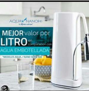 Filtro De Agua Aquanano 500 Rena Were