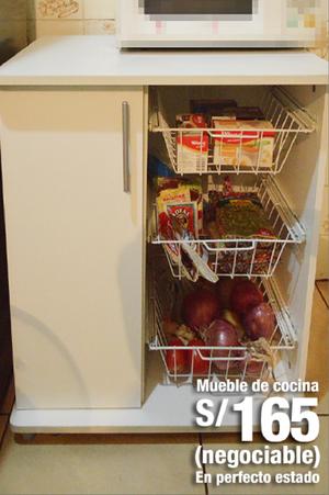 Mueble para frutas y verduras posot class for Muebles de cocina tien 21