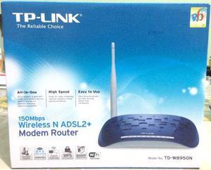 Modem Router Tp-link Modelo Td-wn