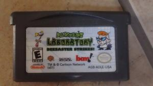Nintendo Game Boy Advance Laboratorio Dexter