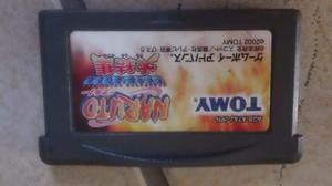 Nintendo Game Boy Advance Naruto